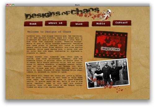 iweb_grunge_site