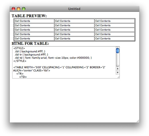 table_code_generated