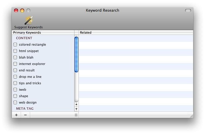 list_of_iweb_keywords