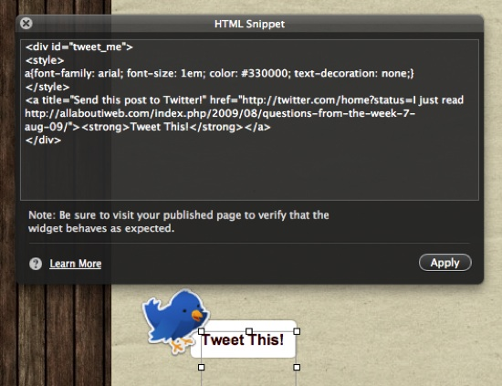 styled_html_snippet_tweet_me_iweb