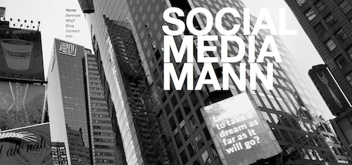 SocialMediaMann header